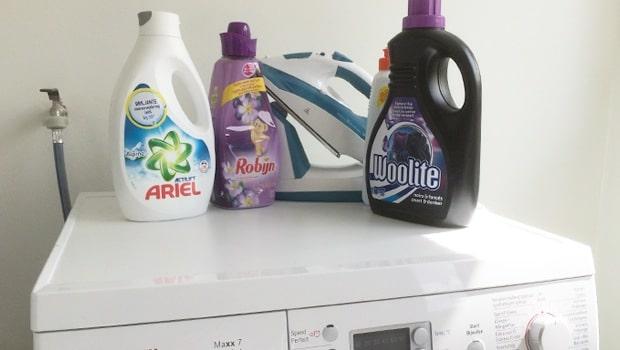 Avantages d'un adoucisseur d'eau: consommation de savon plus basse