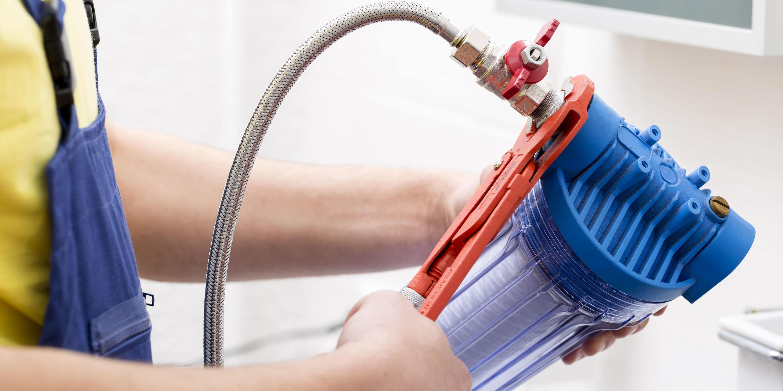 filtre adoucisseur eau