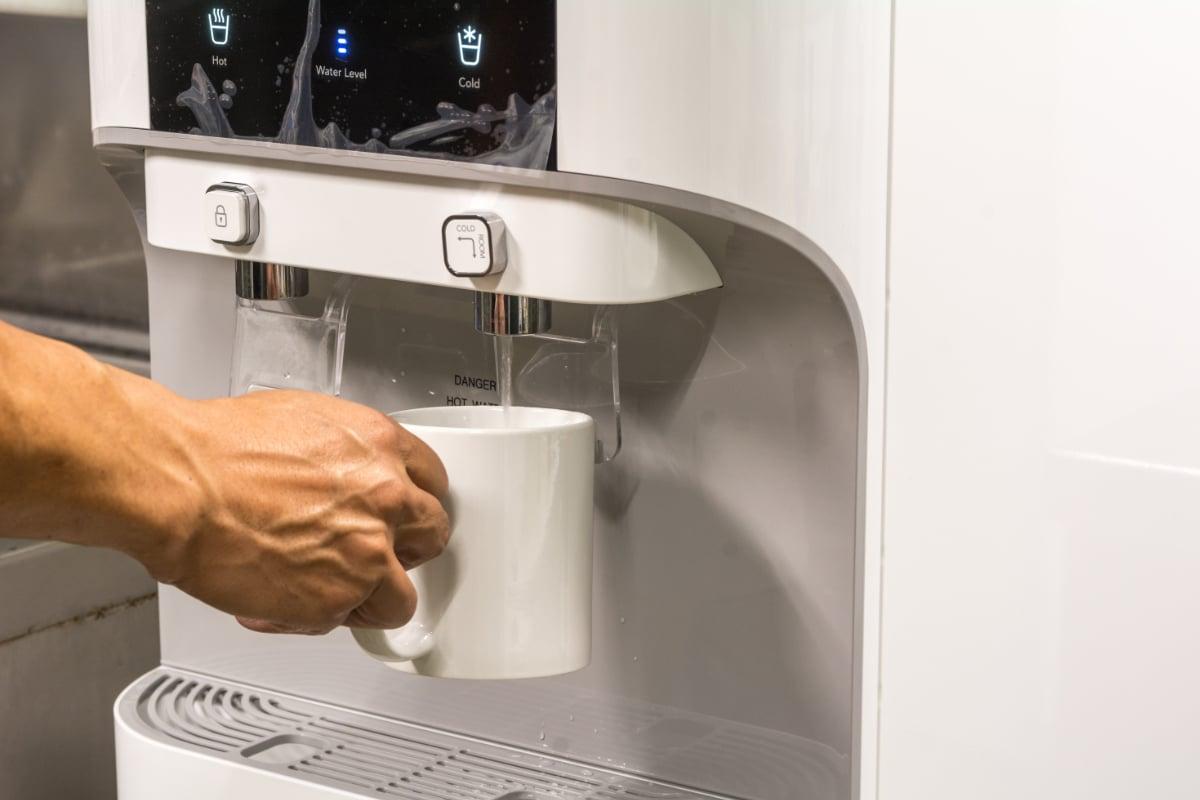système de distribution d'eau